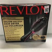 REVLON PRO COLLECTION SALON ONE-STEP HAIR