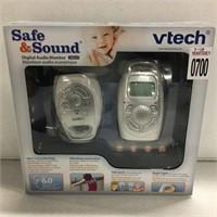 VTECH SAFE AND SOUND DIGITAL AUDIO MONITOR