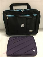ASSORTED LAPTOP BAGS