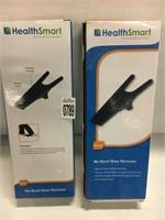 SET OF 2 HEALTH SMART NO BEND SHOE REMOVER