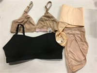 ASSORTED WOMEN'S UNDERGARMENTS, SIZE LARGE