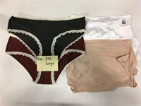 ASSORTED WOMEN'S UNDERGARMENTS, SIZES
