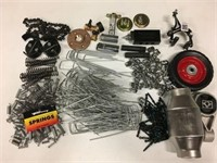 ASSORTED HARDWARE ITEMS