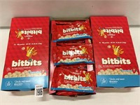 BITBITS RICE CRISPIES IN CHOCOLATE