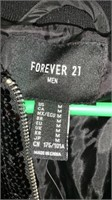3- Forever 21 Mens Sequins Jack 2-Smalls and 1
