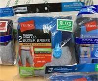 Hanes Assorted Men's Underwear