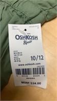 OshGosh Bigosh Size 10/12