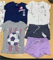 Assorted OshKosh Bigosh & Carter's Kid Clothes