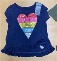 Carter's Kids 2 Shirts