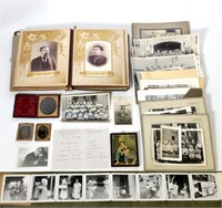 Lot of Vintage Photography
