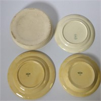 4 pc Vintage Child's Dishes