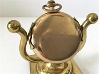 Antique Burlington Gold Filled Pocket Watch