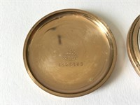 Illinois Gold Filled Pocket Watch