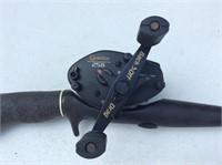 South Bend KWK Stix Fishing Rod with Reel