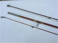 Shakespeare Wonder Rod Fly Rod with Reel