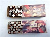 2 Boxes Boy Scout Winchester .22 Ammunition