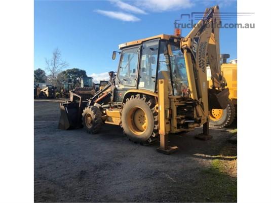 1999 Caterpillar 428C Heavy Machinery for Sale