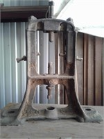 Heavy Milling Equipment, Tools & Personal Items