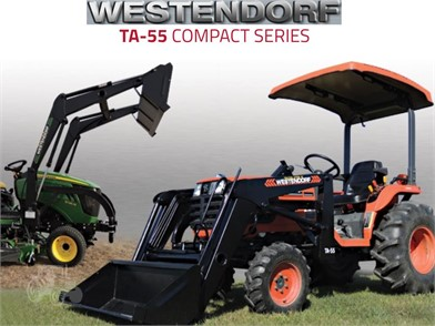 WESTENDORF TA55 For Sale By Lindstrom Equipment Inc - 1