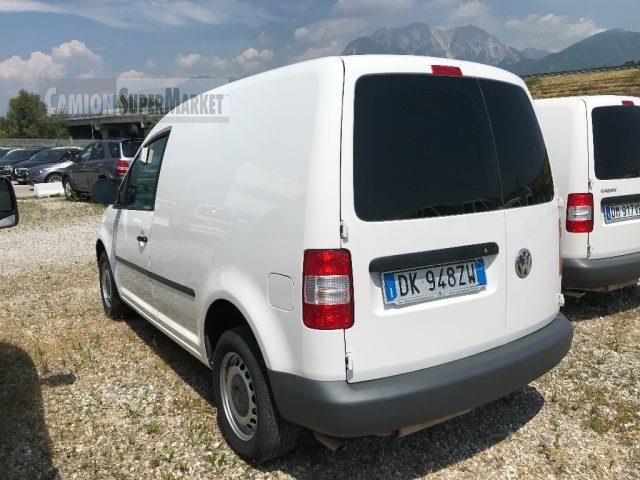 Volkswagen CADDY Usato 2007