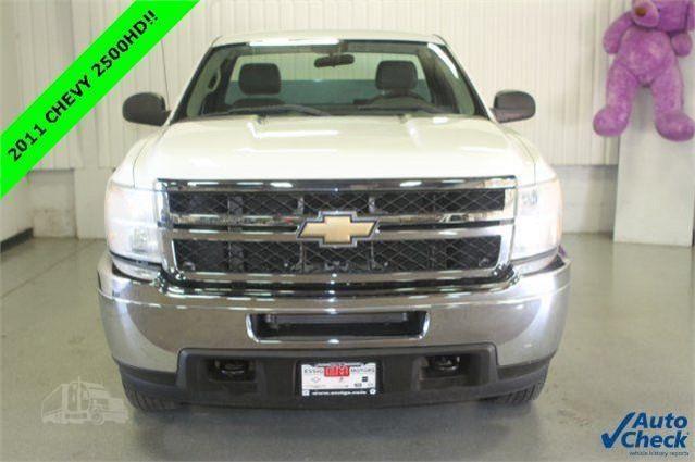 2011 Chevrolet Silverado 2500 For Sale In Aledo Illinois