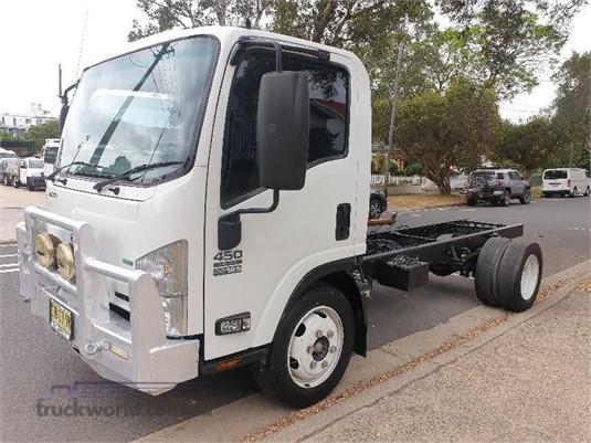 2014 Isuzu NQR 450 - Trucks for Sale