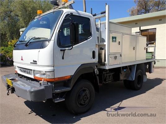 2007 Mitsubishi Canter - Trucks for Sale