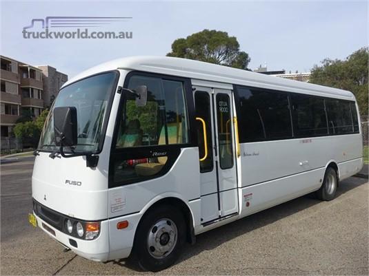 2007 Mitsubishi Rosa - Buses for Sale