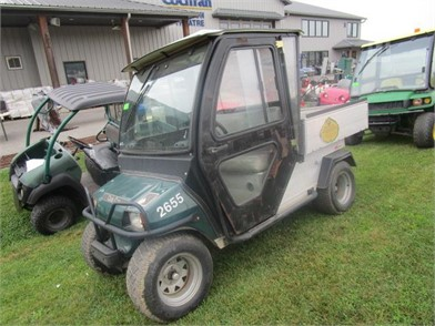 TURF CARRYALL 252 CLUB CAR GOLF CART Other Auction Results ... on