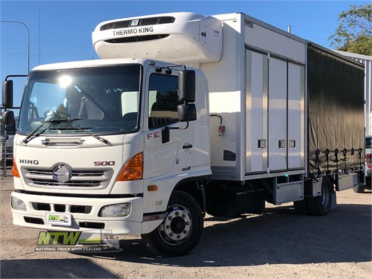 2012 Hino 500 Series 1426 FE National Truck Wholesalers Pty Ltd - Trucks for Sale
