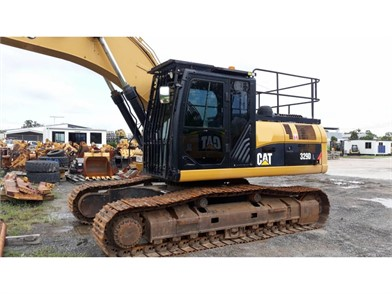 CATERPILLAR 329DL For Sale 49 Listings | MachineryTrader