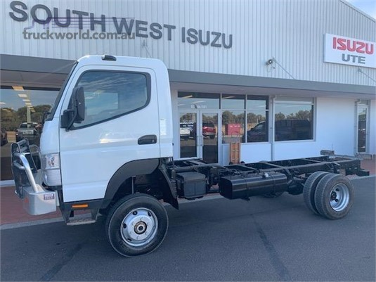 2015 Fuso Canter FG 4x4 South West Isuzu - Trucks for Sale