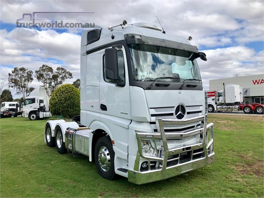 2017 Mercedes Benz Actros 2658 - Trucks for Sale