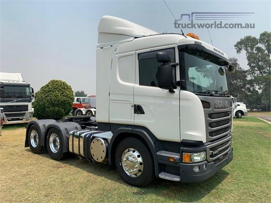 2017 Scania G480 - Trucks for Sale