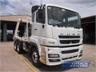 2018 Fuso FV54 Skip Bin Truck