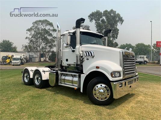 2015 Mack Trident - Trucks for Sale
