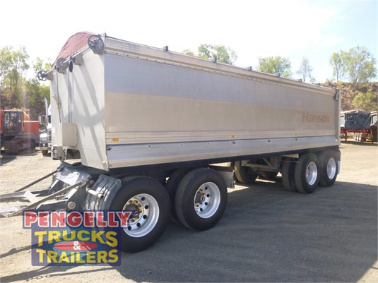 2007 Tefco Tipper Trailer Pengelly Truck & Trailer Sales & Service - Trailers for Sale