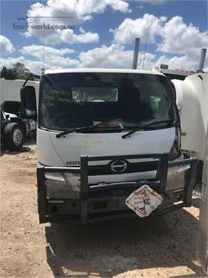 2016 Hino 300 Series 717 - Wrecking for Sale