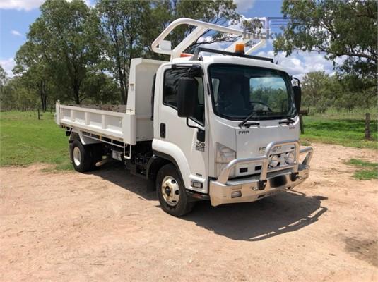2015 Isuzu FRR 500 AMT - Trucks for Sale
