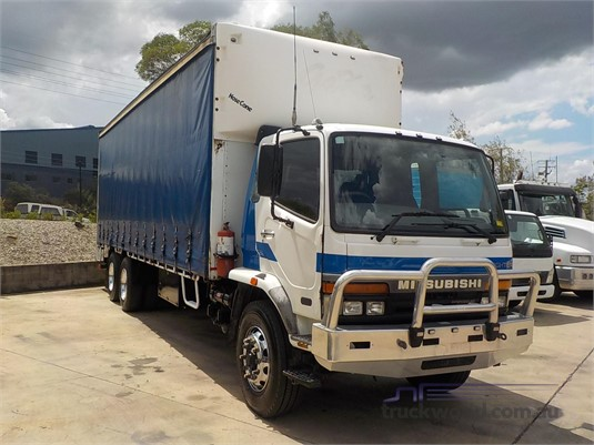 2002 Mitsubishi FM600 - Trucks for Sale
