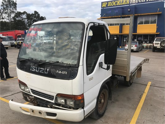 1998 Isuzu NKR 150 - Wrecking for Sale
