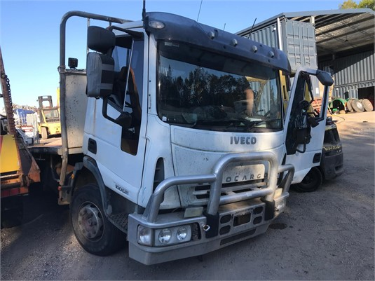 2005 Iveco Eurocargo ML120E24 - Wrecking for Sale