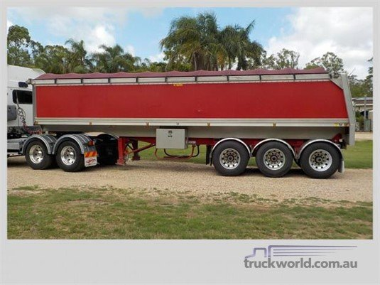 2009 Graham Lusty Trailers other Steve Penfold Transport Pty Ltd - Trailers for Sale