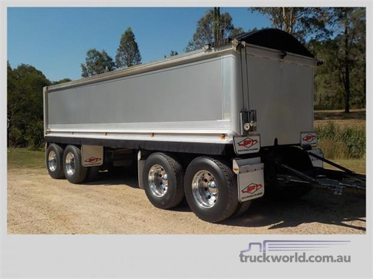 2008 Hercules other Steve Penfold Transport Pty Ltd  - Trailers for Sale