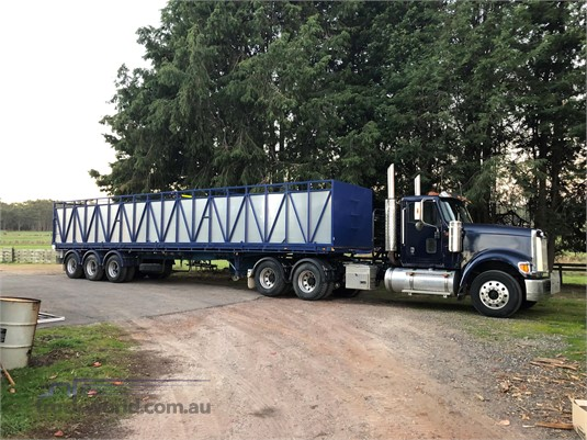 1997 Freighter other - Trailers for Sale