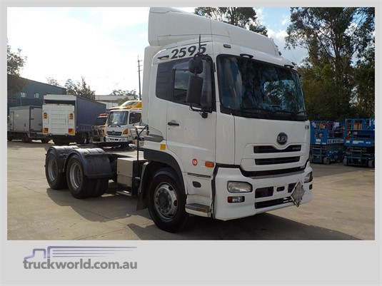 UD GW470 - Trucks for Sale