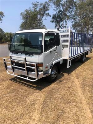 0 Mitsubishi Fighter FK618 - Trucks for Sale