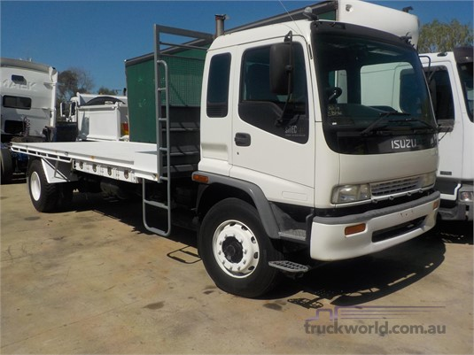 2000 Isuzu FVR 900 - Trucks for Sale