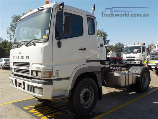2007 Mitsubishi FP500 - Wrecking for Sale
