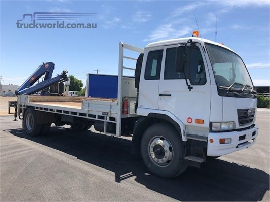 2008 UD other North East Isuzu - Trucks for Sale